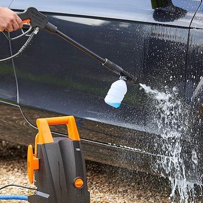 mejor hidrolavadora para coche